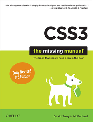 Book - CSS3: The Missing Manual