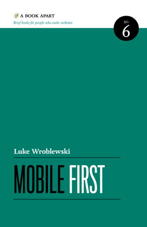 Book - Mobile First