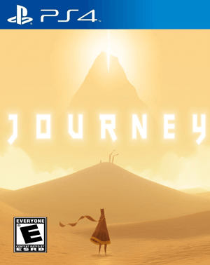 PS4 Game - Journey