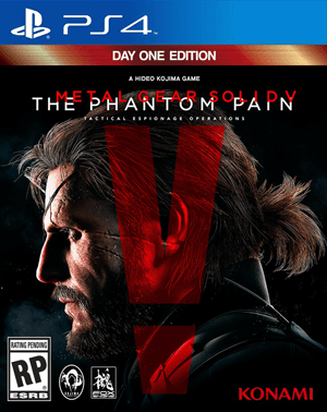 PS4 Game - Metal Gear Solid 5: The Phantom Pain