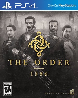 PS4 Game - The Order 1886