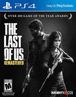 PS4 Game - The Last Of Us